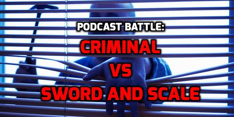 Cast-Off! Criminal versus Sword and Scale