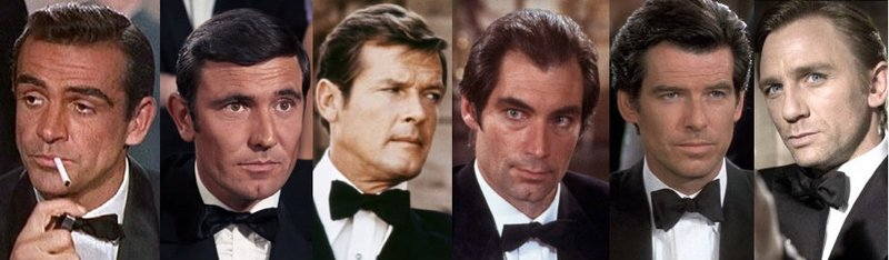 In Search of the Best James Bond Podcast