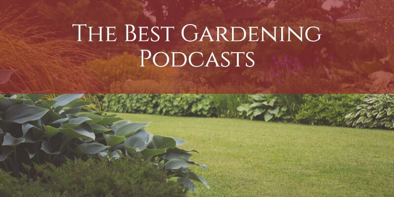 The 4 Best Gardening Podcasts